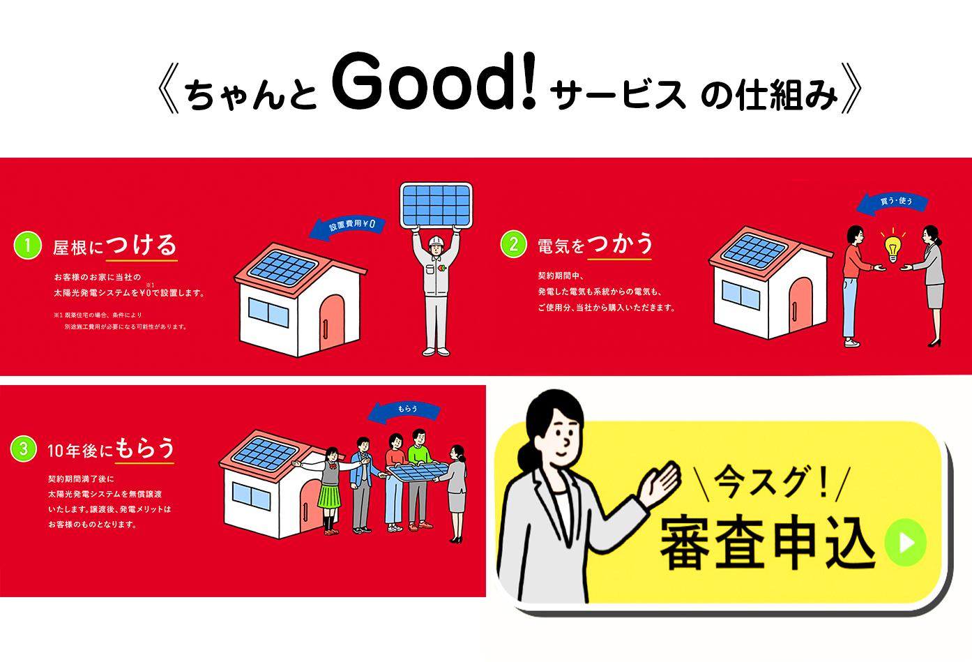 注目Topics!>>話題の「0円ソーラーシステムプラン」の魅力に迫る!